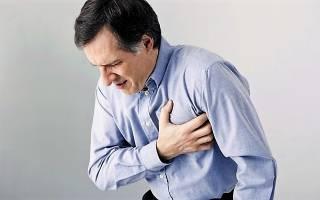 Боль в области сердца и тяжело дышать