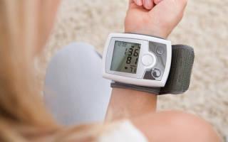 Портативный измеритель артериального давления