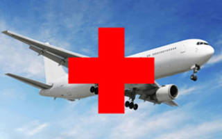 Противопоказания для перелета на самолете