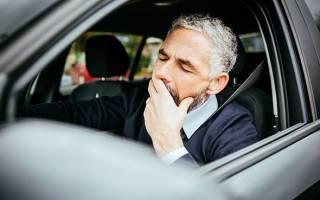 Инфаркт миокарда и вождение автомобиля