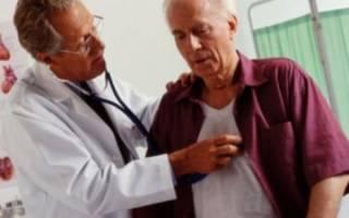 Лекарства от сердечной одышки у пожилых людей