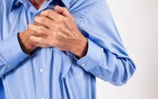 Инфаркт или остеохондроз